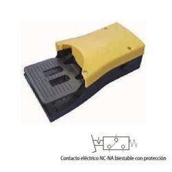 PEDAL ELÉCTRICO BIESTABLE SIN PROTECCIÓN REF. 06V12 AIGNEP