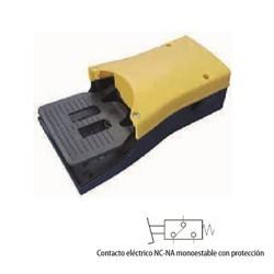 PEDAL ELÉCTRICO MONOESTABLE SIN PROTECCIÓN REF. 06V9 AIGNEP