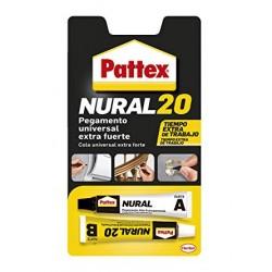 PATTEX NURAL 20 PEGAMENTO UNIVERSAL EXTRA FUERTE 22CC