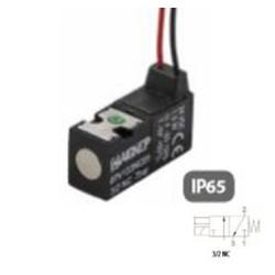 ELECTROPILOTO 10MM CON CABLE DE 300MM 3/2 VÍAS NC