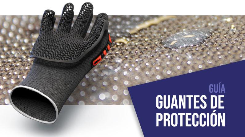 ¿Para qué sirven los guantes de seguridad?