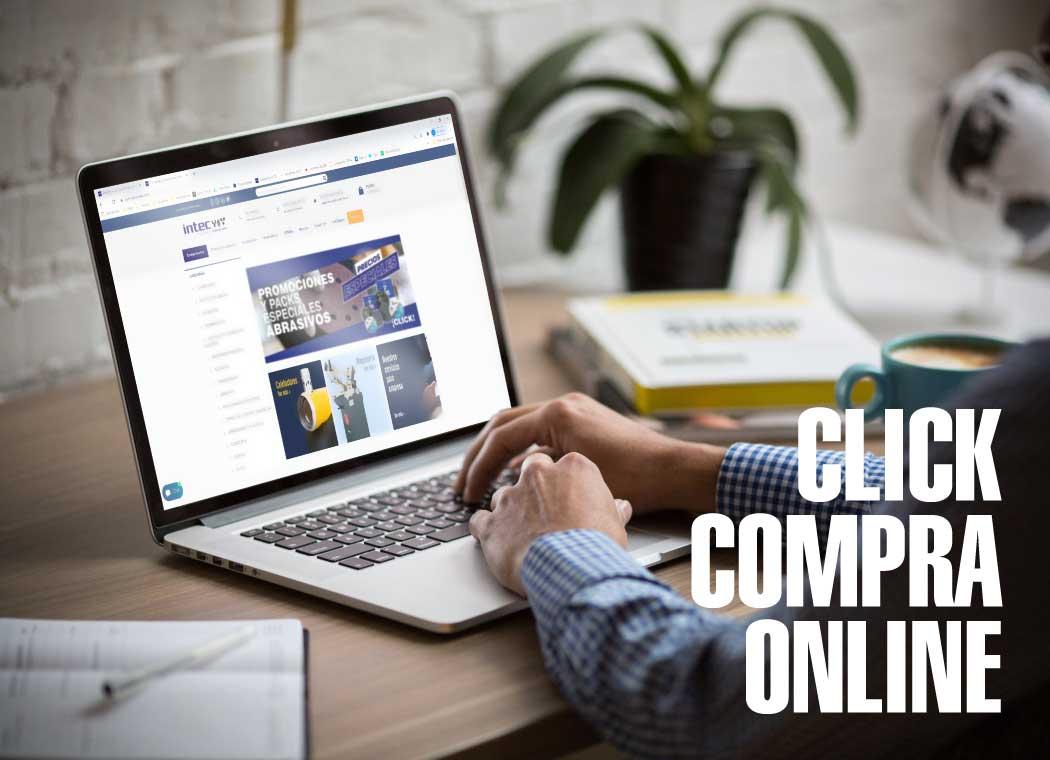 click compra intec blog online