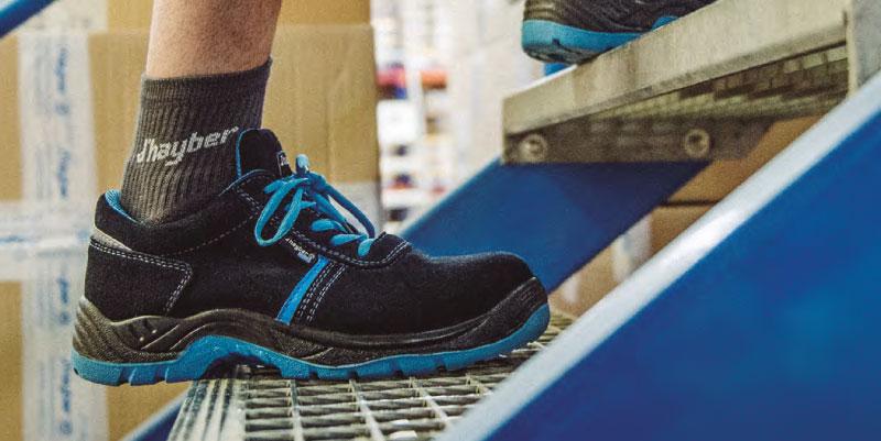 para qué sirve el calzado post imagen zapato escaleras