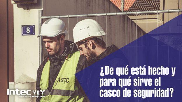 Banner empleados protegidos con cascos de seguridad