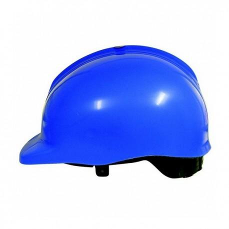 Casco de seguridad azul CT1