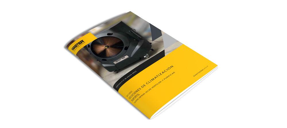 catálogos master calefactores y climatización