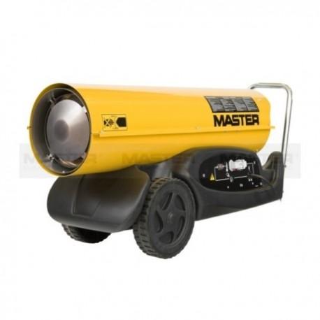 calentador de combustión directa alta presión Master B180 a gasóleo